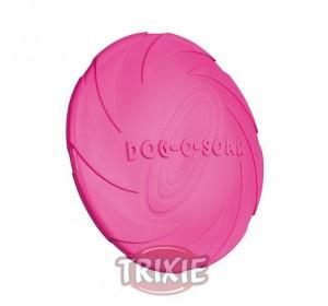 Dog Disc, Flotante, Caucho Natural, Ø 22 Cm