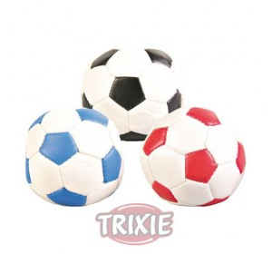 Pelotas Látex Suave Futbol, Multicolor, Ø 11Cm - 1 unidad