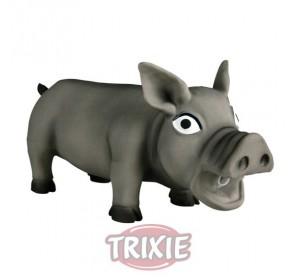 Cerdo Con Sonido Original, Látex, 23Cm