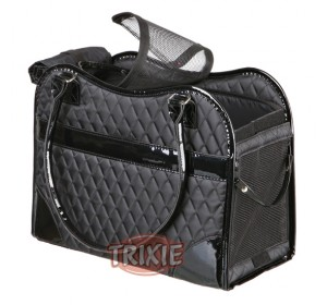 Bolsa Amina, 18×29×37 cm, Negro