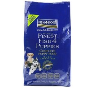 Finest Fish4Puppies Complete 12 Kg.