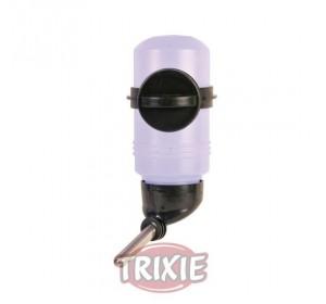 Bebedero Botella Con Gancho, 125 Ml - 1 unidad