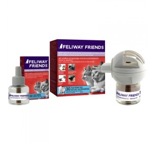 FELIWAY FRIENDS DIFUSOR + RECAMBIO 48ml