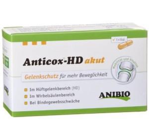 Anibio Anticox Hd Condroprotector En Cápsulas 140 Cap