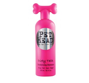 Pet Head Dirty Talk (Champu Desodorizante) 475 Ml