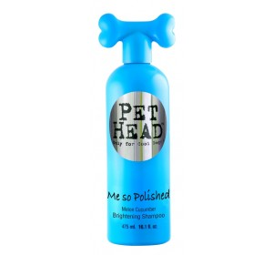 Pet Head Me So Polished (Champu Brillo) 475 Ml