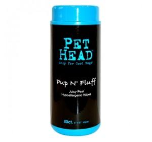 Pet Head Pup N'Fluff (Toallitas Hipoalerg.) 50 Uni