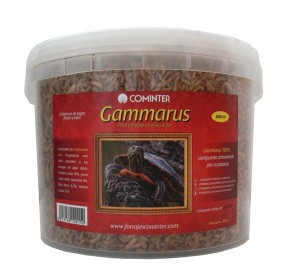 Gammarus  Cominter  3000 Ml 400 Gr.