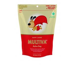 MULTIVA® Active Dog - 45 Chews