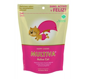 MULTIVA® Active Cat - 45 Chews