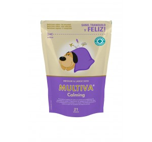 MULTIVA® Calming Medium and Large Dog  - 21 Chews