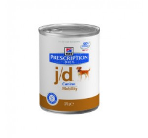 Hill´s PD Canine j/d (Lata) 370 g