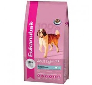 Eukanuba Adult Light Razas Grandes 15 Kg