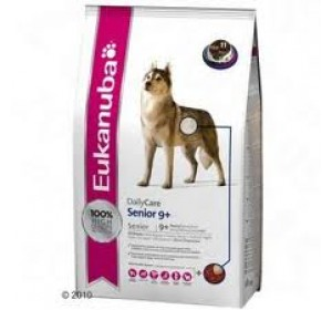 Eukanuba Daily Care Senior 9+ 2,5 Kg