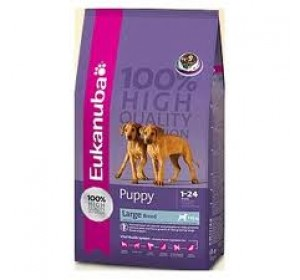 Eukanuba Puppy & Junior Cordero y Arroz 15 Kg