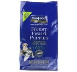 Finest Fish4Puppies Complete 1.5 Kg.