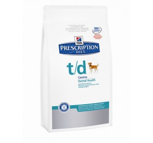 Hill´s PD  Canine t/d Mini 1,5  kg