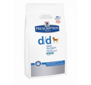 Hill´s PD Canine d/d pato y arroz 2  kg