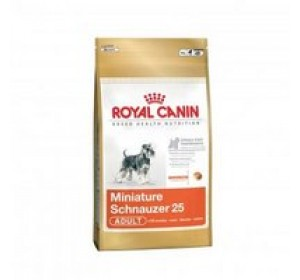 Royal Canin Schnauzer Miniatura 25