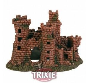 Castillo En Ruinas, 27 Cm