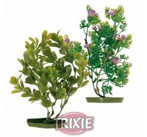 Plantas Plástico, 25 Cm - 1 unidad