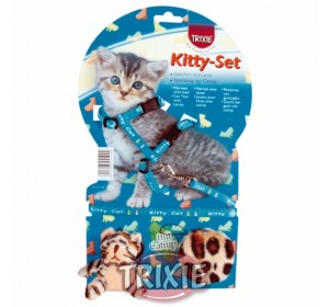 Set Gatitos, 2 Toys, Nylon