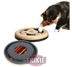 Cat Activity Fun Circle, Doble Cara, Ø 25 Cm