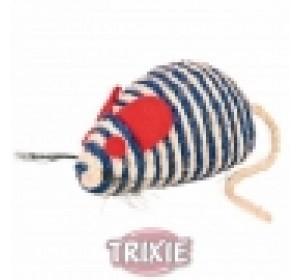 Ratón De Cuerda Sisal, Con Catnip, 10 Cm