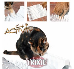 Cat Activity Fun Board, 5 Opciones, 30X40 Cm