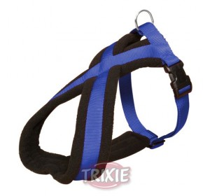 Petral Nylon Premium, S-M: 40-60 Cm,25 Mm, Azul