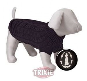 Jersey King Of Dogs, M, 45 Cm, Negro