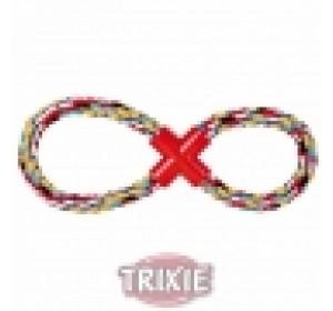 Cuerda En 8 Cuerda, Algodón, Multic.280 G/Ø 35 Cm