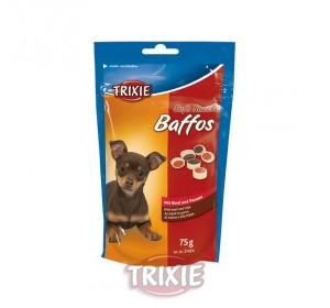 Soft Snack Baffos, 75 G, Ternera Y Tripa