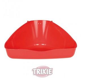 Bandeja Higiene Esquina Roedores, 45X21X30/30 Cm
