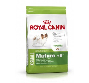 Royal Canin X-Small Mature +8 3 kg