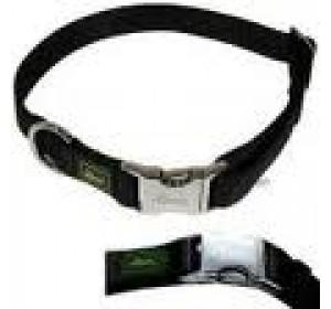 Collar Nylon Basic M Black