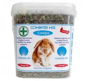 Cominter Mix Conejos 3 Kgs