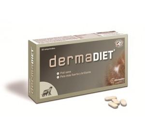 DERMADIET + Zinc  60 -comprimidos