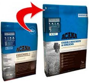 Acana Cobb Chicken & Greens 2 Kg