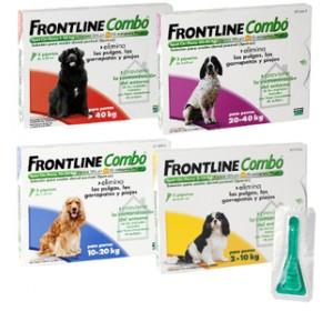 Frontline Combo Perros 18 Pipetas