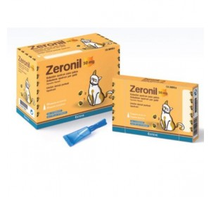 ZERONIL Gatos 50 mg