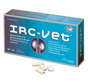 Irc-Vet 60 Cds (Perros/Gatos)
