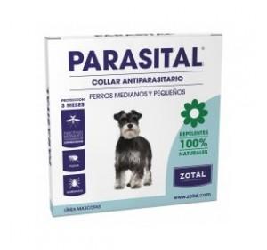 PARASITAL Collar Repelente Perros < 15KG