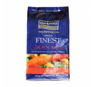 Finest Fish4Dog Salmon Complete