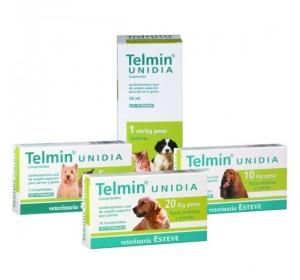 Telmin Unidia  5 Comprimidos