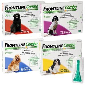 Frontline Combo Perros 6 Pipetas