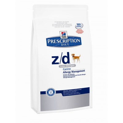 Hill´s PD Canine z/d Ultra 3 kg