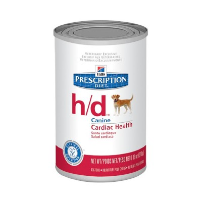 Hill´s PD Canine h/d (Lata) 370 g