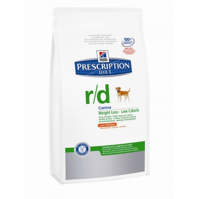 Hill´s PD Canine r/d 4 kg
