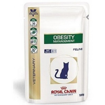 Royal Canin Veterinary Health Nutrition Obesity Management 100 gr 12 unidades